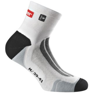 Rohner Socken Socken Radsport Cross Country, weiss, 36-38, 62_0181