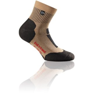 Rohner Socken Wellness Trekn Travel, Beige, 39-41, 62_0111