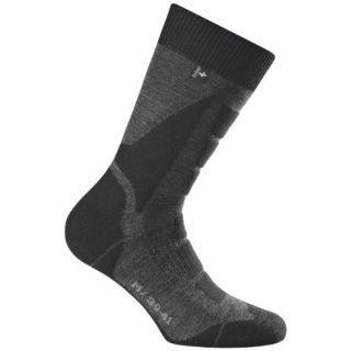 Rohner Socken Trekking Socken Back-country L/R, anthrazit, 39-41, 62_2101