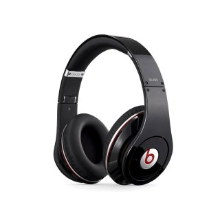Beats by Dr. Dre Studio High Definition OverEar-Kopfhörer (Active Noise Cancelling, faltbares Design) schwarz