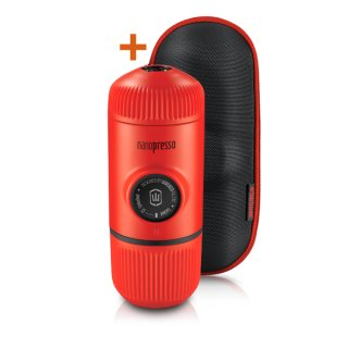 NANOPRESSO ELEMENTS LAVA RED