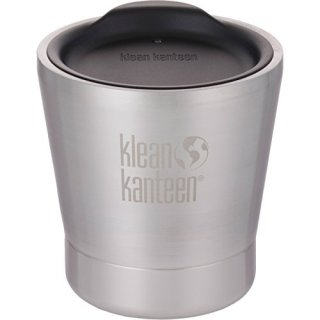 237ml/8oz Kanteen®Tumbler Vacuum insulated  - isolierte Thermosflasche Farbe: Brushed Stainless, gebürsteter Edelstahl