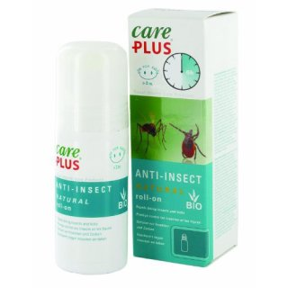 CarePlus® Insektenschutz Anti-Insect Natural 30% roll-on, 50 ml