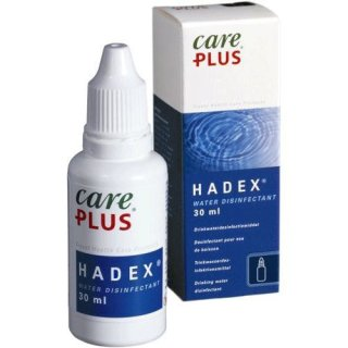 CarePlus® Hadex® - Water disinfectant, 30 ml
