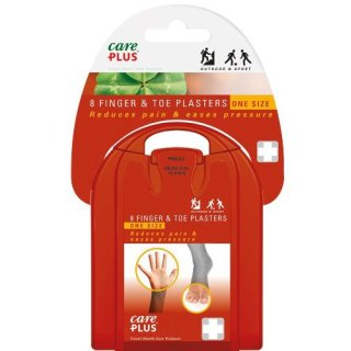 CarePlus® Blasenpflaster Blister Plasters Finger & Toe