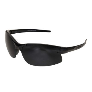 Edge Tactical Safety Eyewear, Sharp Edge, matt Schwarz,, antikratzbeschichtet, beschlagfreie Vapor Shield Gläser