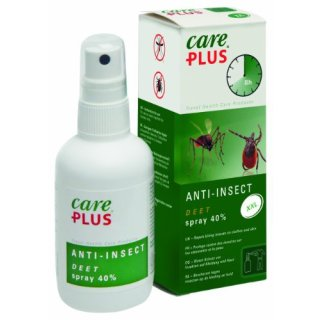 CarePlus® Insektenschutz Anti-Insect Deet 40% spray, 200ml